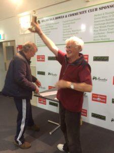 Victory is mine !! says Peter Longville