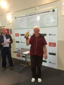 Peter Longville winner ( Longvilla Lofts ) ARPF Ward East Section Yearling Futurity