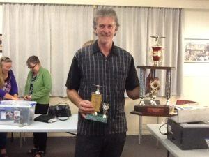 Alan Smith winner of the ARPF Timaru 2014 race